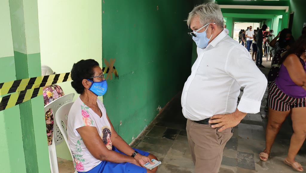 Valença do Piaui avança com vacinação de idosos entre 75 e 79 anos - Imagem 47