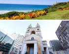 Florianópolis faz 348 anos de beleza, história e cultura e beleza