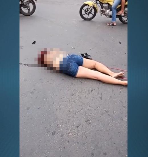 Duas jovens ficam gravemente feridas após acidente na zona sul de Teresina