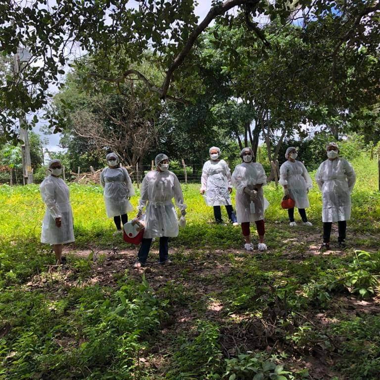 Prefeitura de Monsenhor Gil faz busca ativa, vacinação contra a Covid-19 e orienta a população - Imagem 4