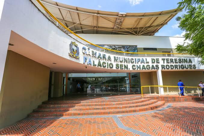 Câmara Municipal de Teresina - Foto: Divulgação