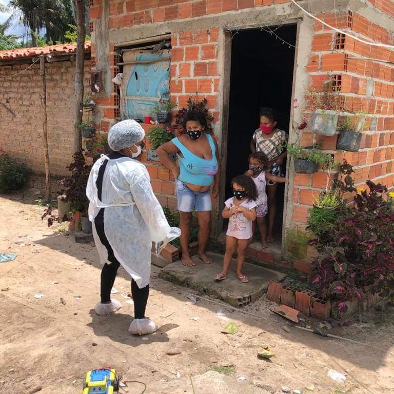 Prefeitura de Monsenhor Gil faz busca ativa, vacinação contra a Covid-19 e orienta a população - Imagem 5