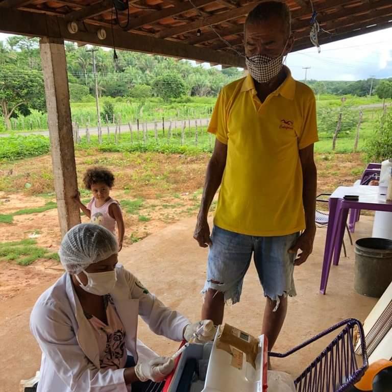 Prefeitura de Monsenhor Gil faz busca ativa, vacinação contra a Covid-19 e orienta a população - Imagem 6