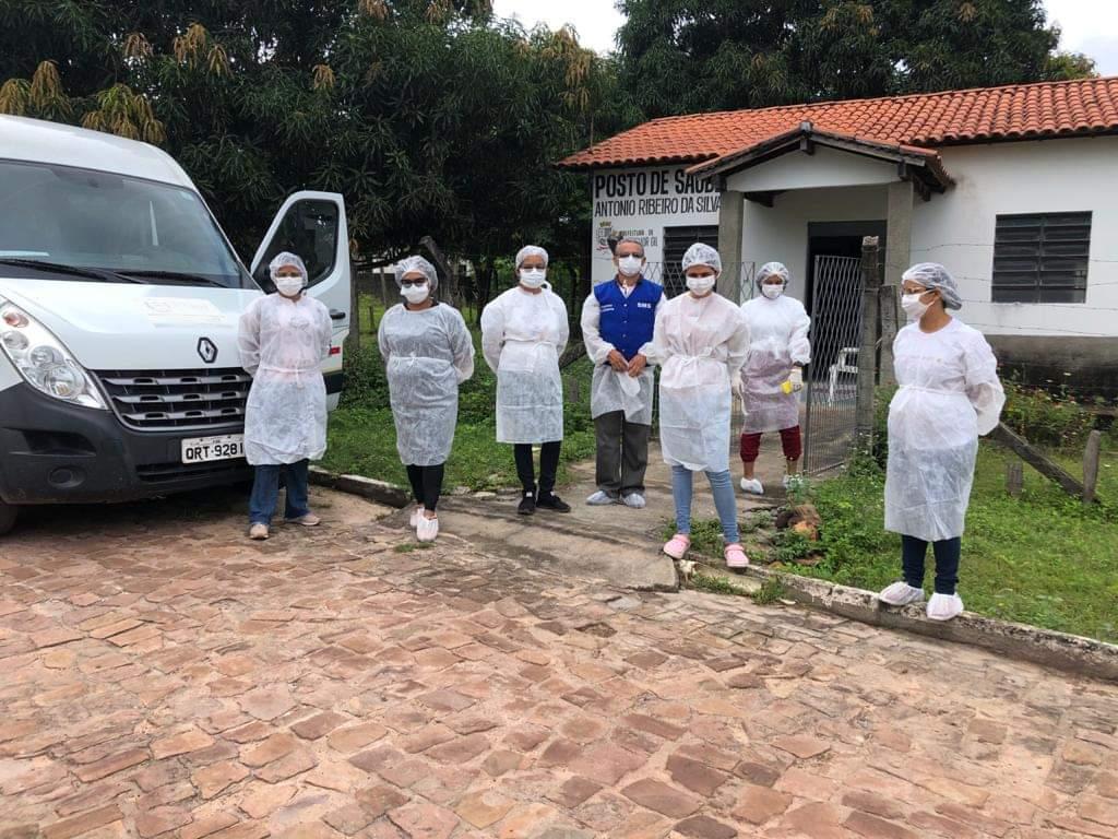 Prefeitura de Monsenhor Gil faz busca ativa, vacinação contra a Covid-19 e orienta a população - Imagem 2
