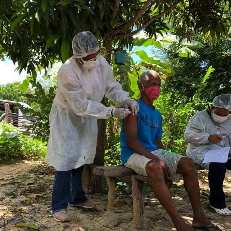 Prefeitura de Monsenhor Gil faz busca ativa, vacinação contra a Covid-19 e orienta a população - Imagem 3