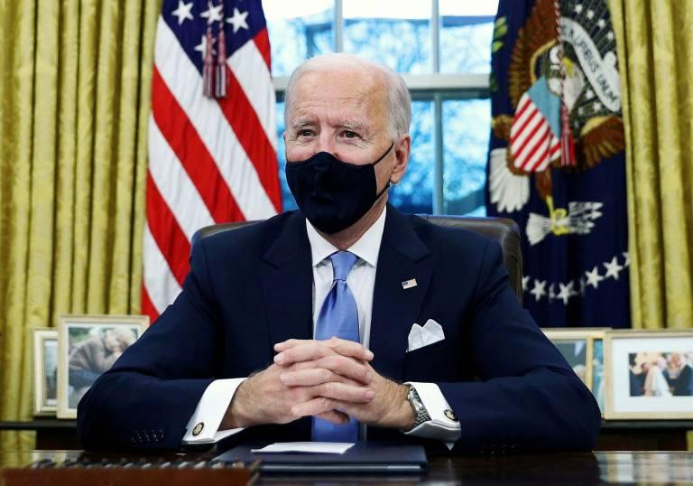 Presidente dos EUA, Joe Biden (REUTERS/Tom Brenner)