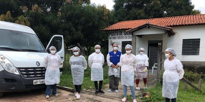 Prefeitura de Monsenhor Gil faz busca ativa, vacinação contra a Covid-19 e orienta a população