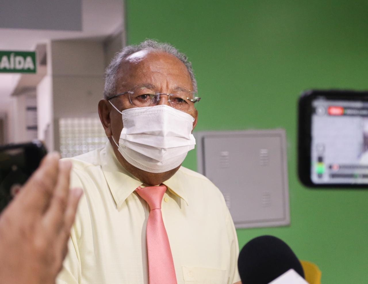 Prefeito de Teresina, Dr. Pessoa - Foto: Divulgação/PMT
