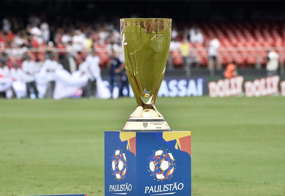 Taça Paulistão (Foto: reprodução)
