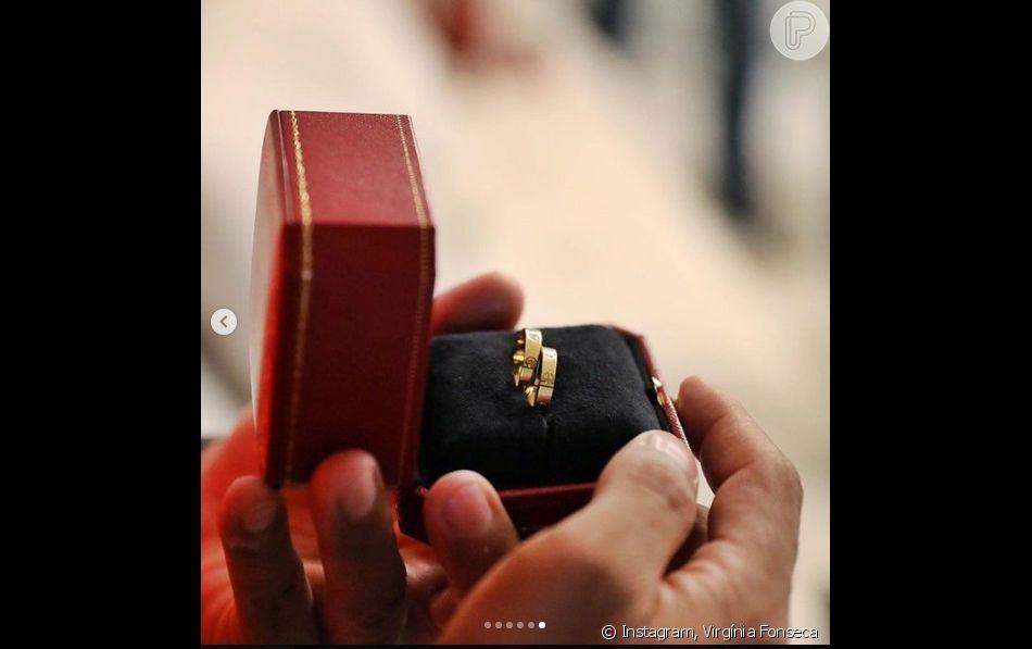 Zé Felipe e Ana Virgínia anunciam que se casaram; fotos - Imagem 3