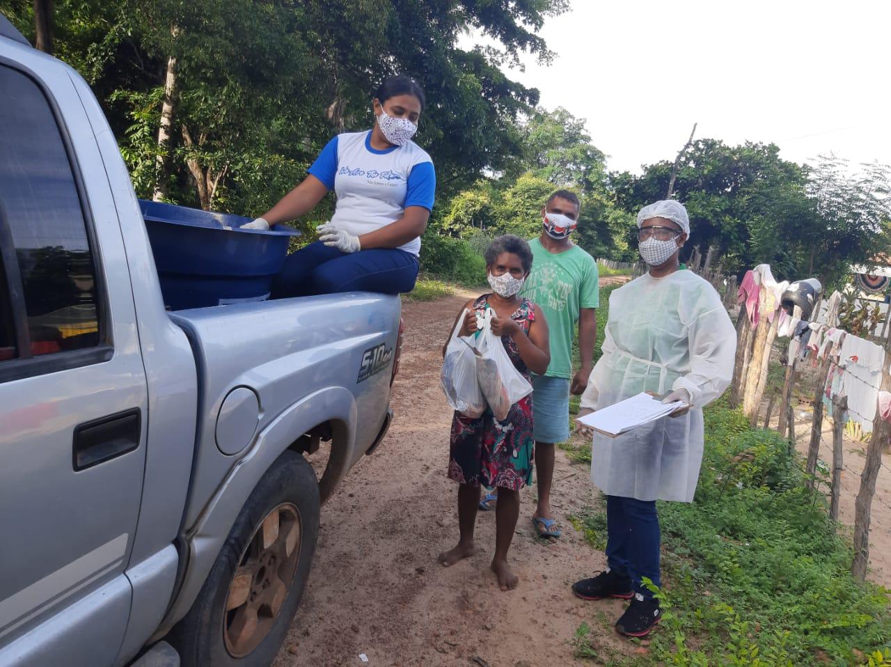 Prefeito João Luiz mantém tradição de distribuição do pescado em Monsenhor Gil - Imagem 6