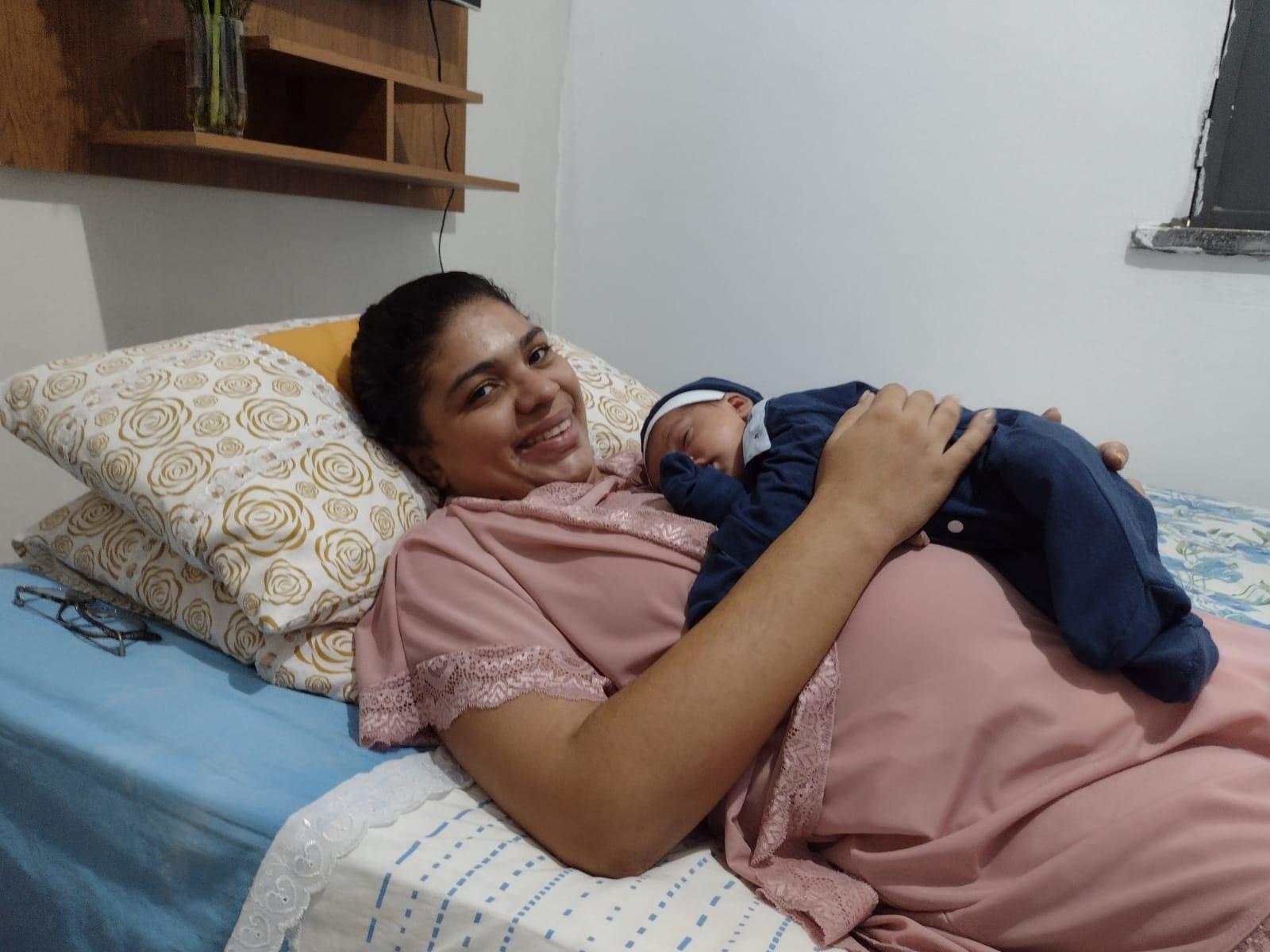 Laysi foi atendida no Hospital Unimed Primavera - Foto: Divulgação