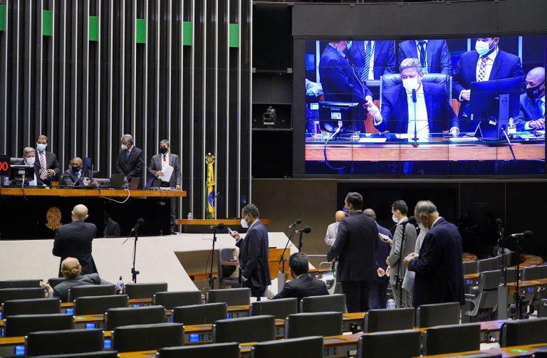 A lei foi aprovada pelo Congresso e agora resta a sanção do presidente Jair Bolsonaro (Foto: Pablo Valadares)
