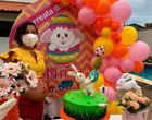 """Grávida, judoca Sarah Menezes faz """"charreata"""" e comemora aniversário"""