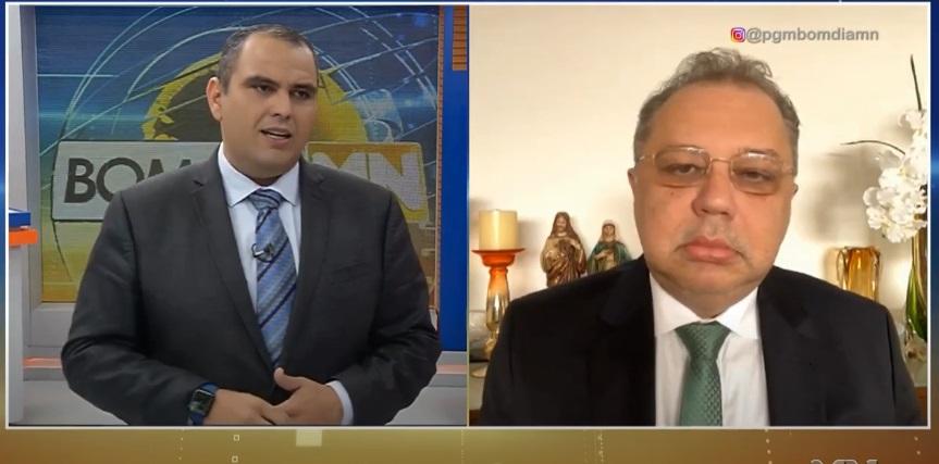 Secretário de saúde, Florentino Neto, descarta lockdown no Piauí - Imagem 1