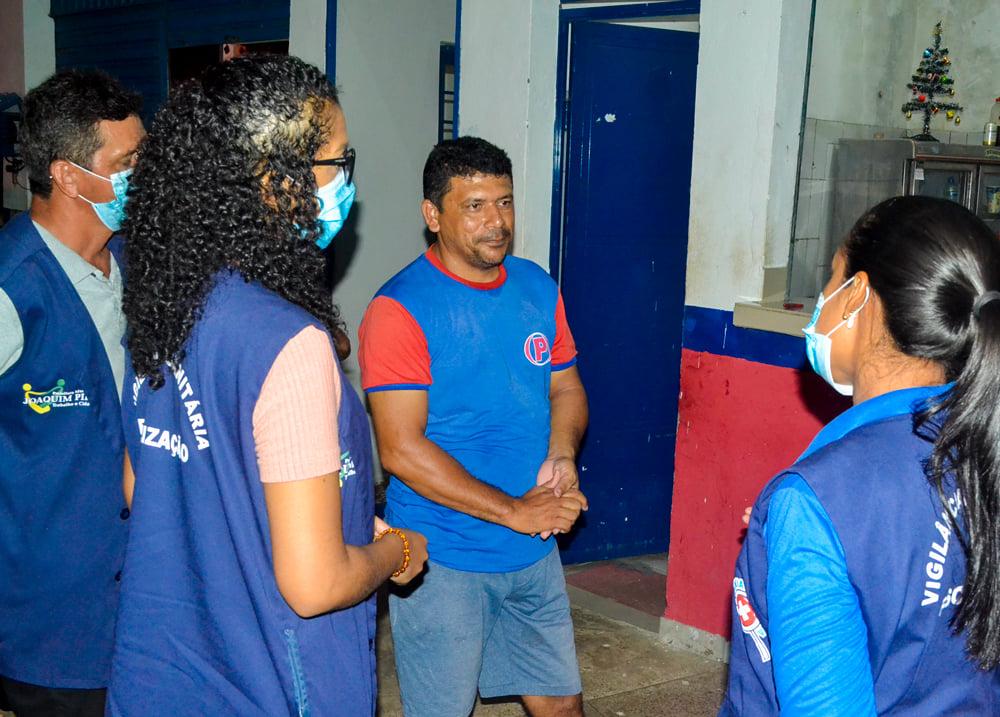 Vigilância Sanitária realiza Blitz Educativa - Imagem 14