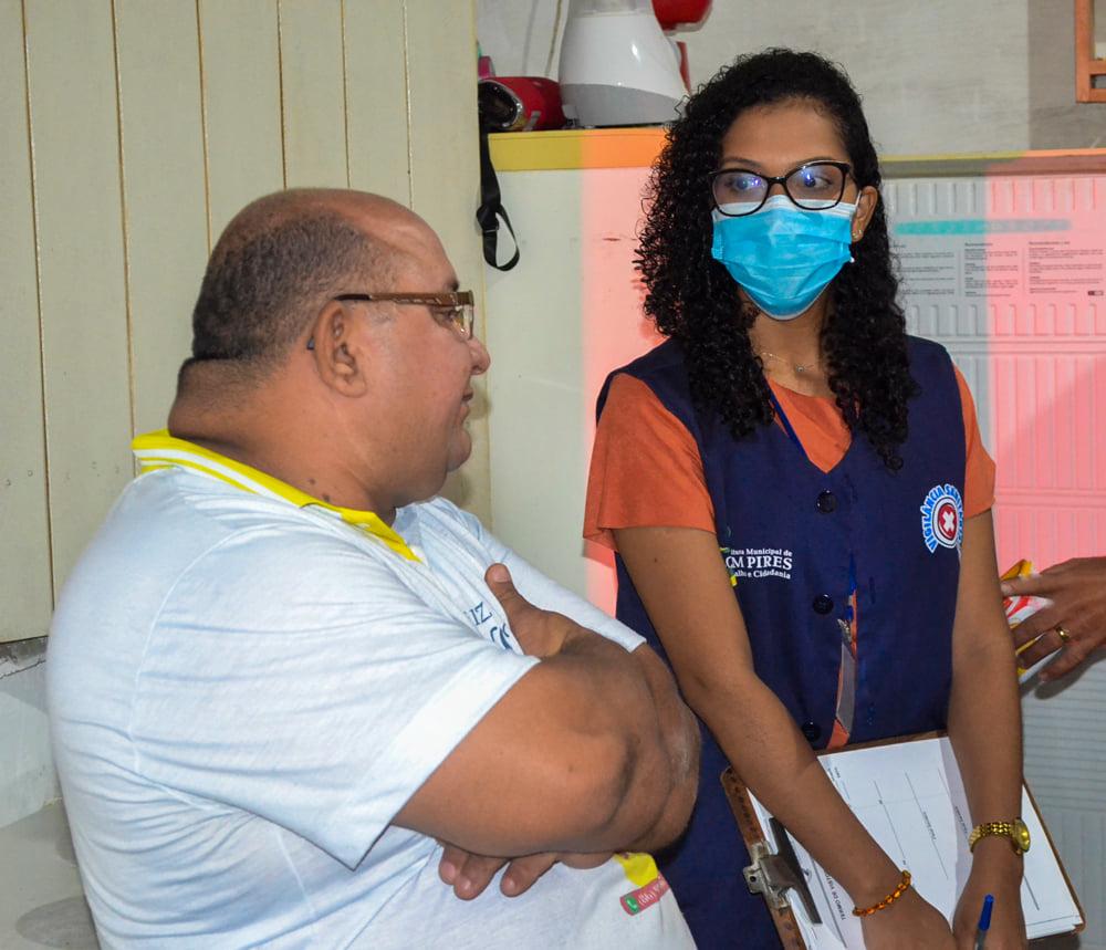 Vigilância Sanitária realiza Blitz Educativa - Imagem 10