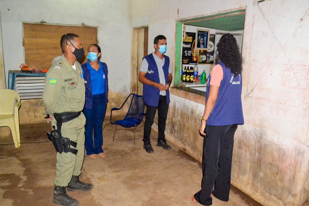 Vigilância Sanitária realiza Blitz Educativa - Imagem 9