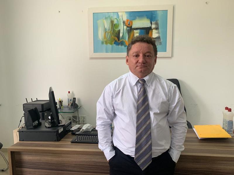 Médico Gilberto Albuquerque reforça vacinação na Capital