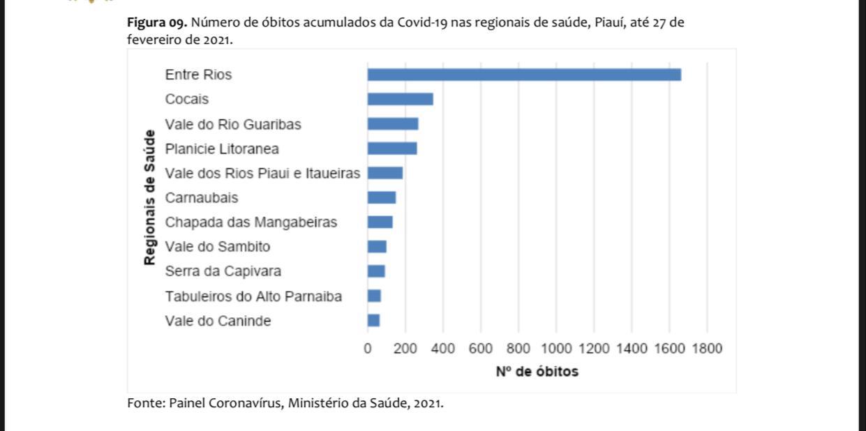 Covid-19:Pesquisa estima colapso na saúde e 31 mortes diárias no Piauí - Imagem 2