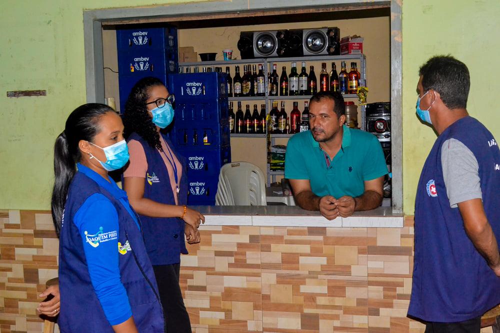 Vigilância Sanitária realiza Blitz Educativa - Imagem 11