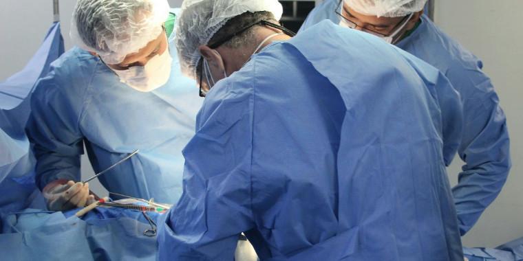 Piauí faz dois transplantes em um intervalo de 12h