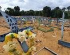 Brasil registra recorde com quase 2 mil mortes por covid-19 em 24h