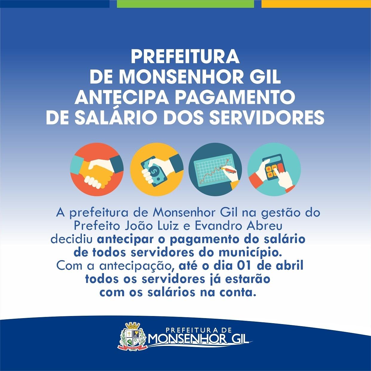 Prefeito João Luiz surpreende mais uma vez e antecipa pagamentos de salários - Imagem 2