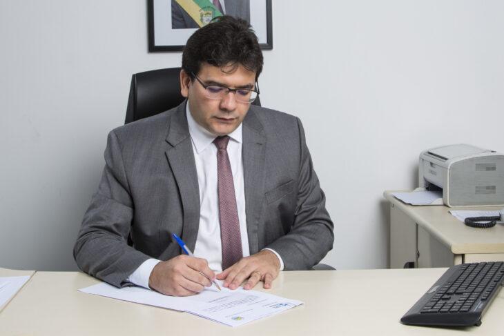 Secretário de Fazenda do Piauí, Rafael Fonteles