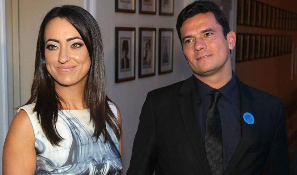 Sergio Moro criou empresa com a esposa para dar aula
