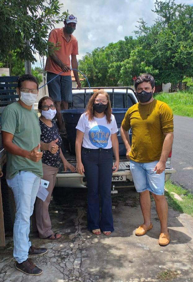 Prefeitura de Monsenhor Gil entrega mais de 6 toneladas de peixes - Imagem 1