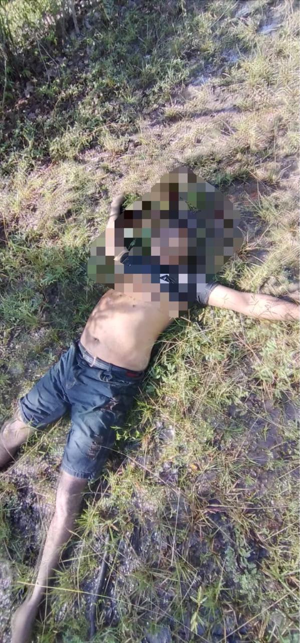 Homem foi morto com diversas facadas pelo corpo