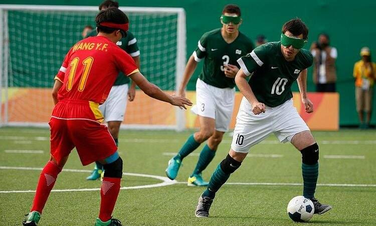 O futebol dos cinco foi difundido pelo mundo/Wikipedia