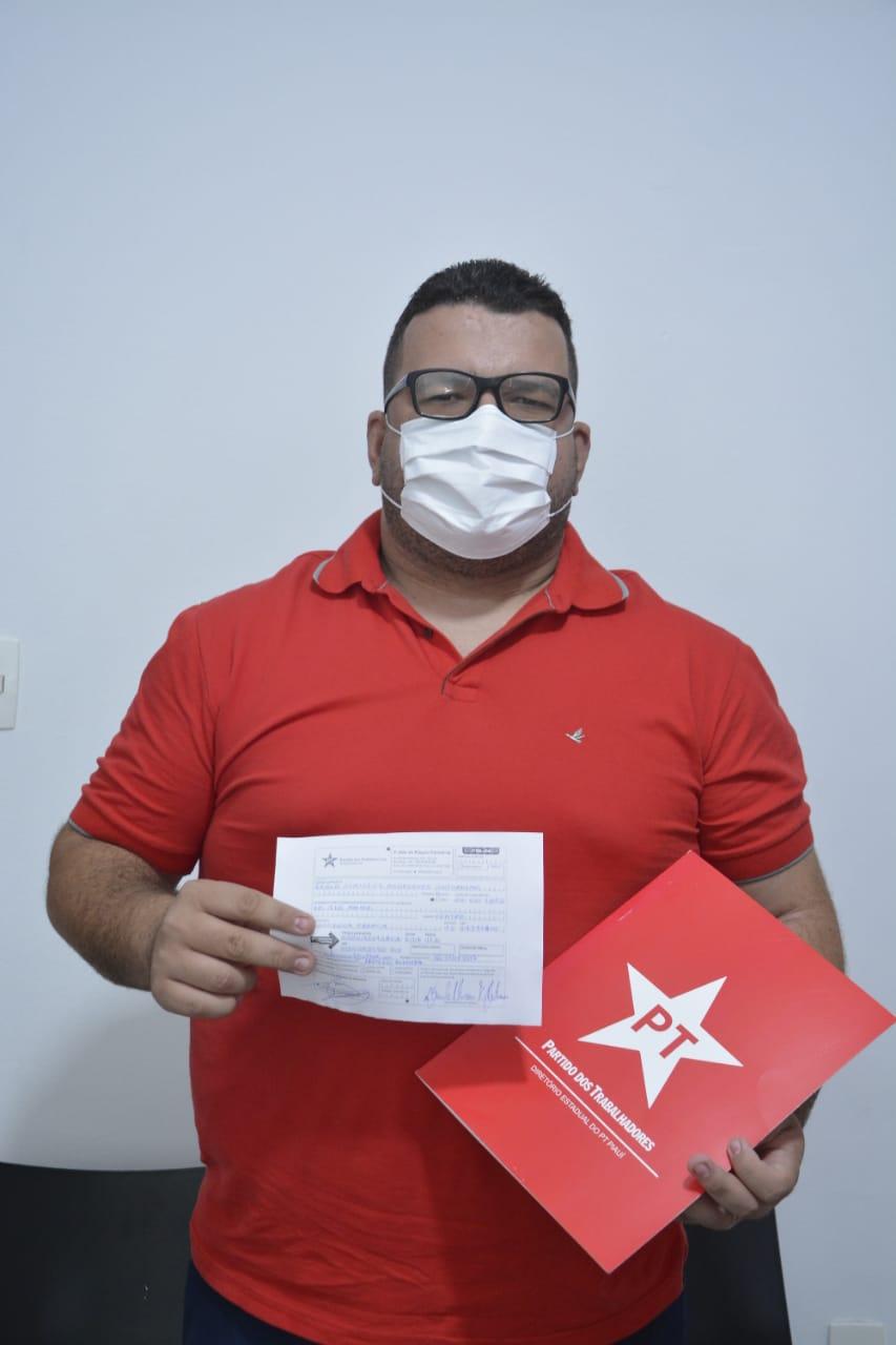 Prefeito afirmou que acredita no governador e em todo o grupo do PT - Foto: Divulgação