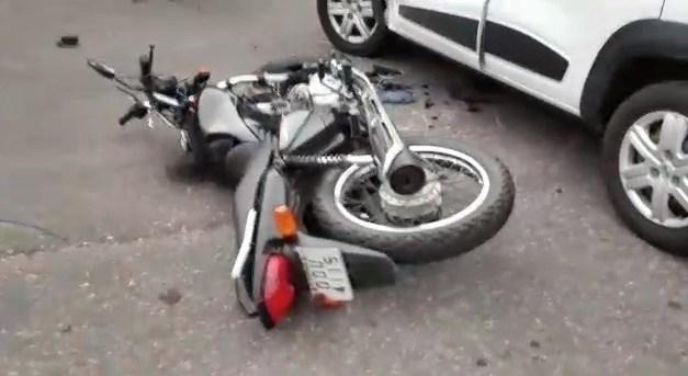 Vídeo: Jovem de 19 anos morre após colisão entre moto e veículo no PI - Imagem 3