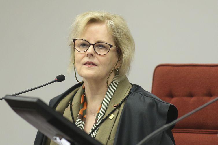 Decisão foi da ministra Rosa Weber (Foto: Agência Brasil)