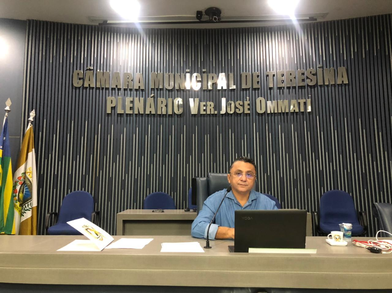 Dudu Borges defende repasse de verbas aos profissionais da saúde