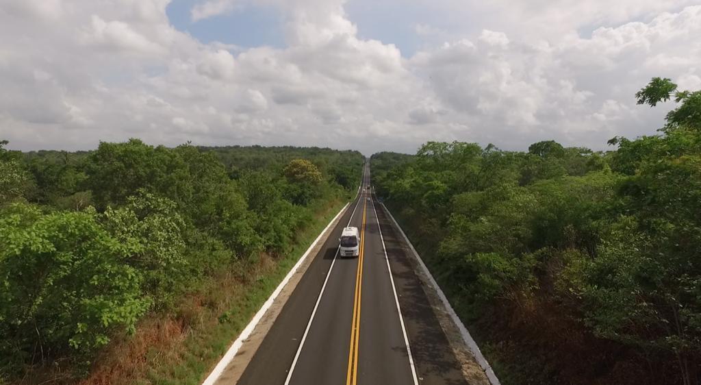 Trecho da BR-343 ligando Estaca Zero a Floriano é concluído - Imagem 2
