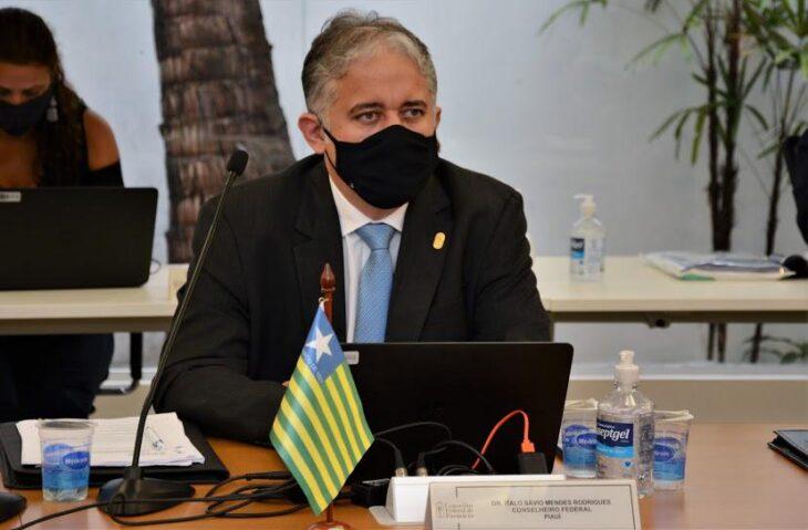 Presidente da Fepiserh, Ítalo Rodrigues