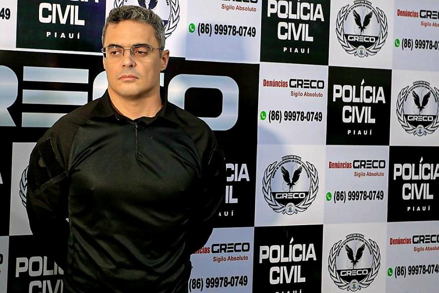 Delegado Tales Gomes, coordenador do Greco - Foto: Divulgação
