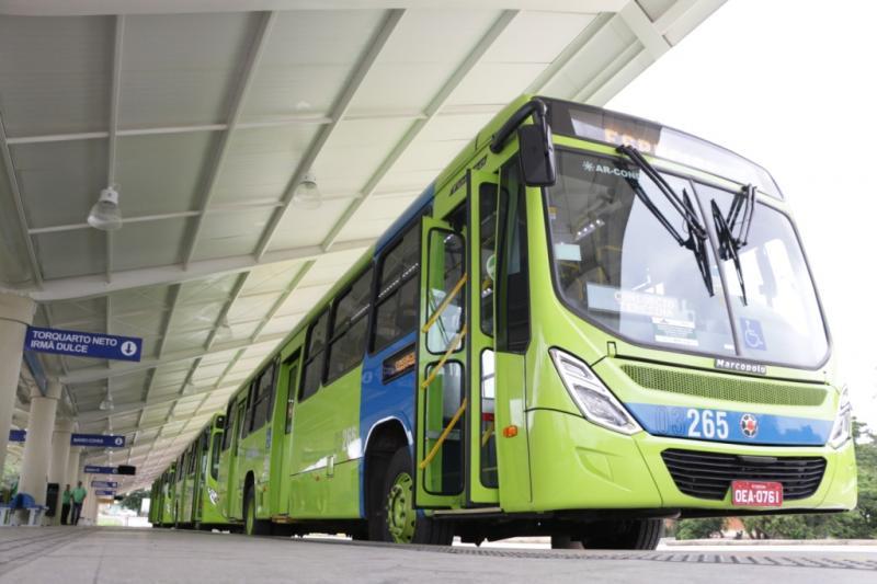 Ònibus Teresina (Foto: reprodução)