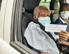 Drive Thru de vacinação contra Covid-19 em Teresina funciona até 17h