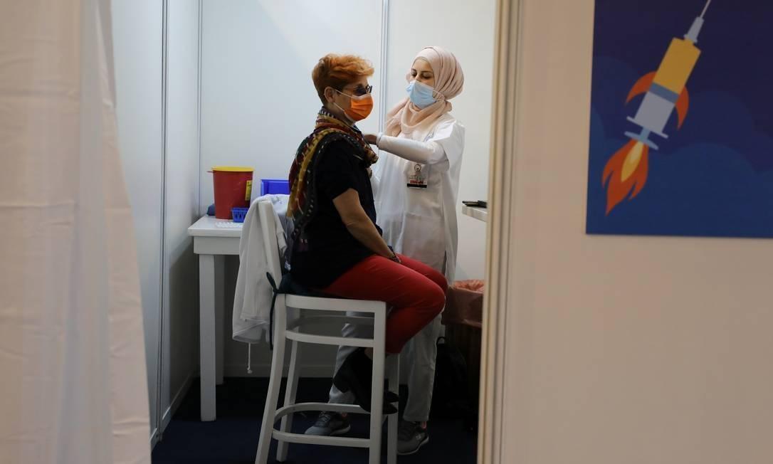 Vacinação (Foto: reprodução)