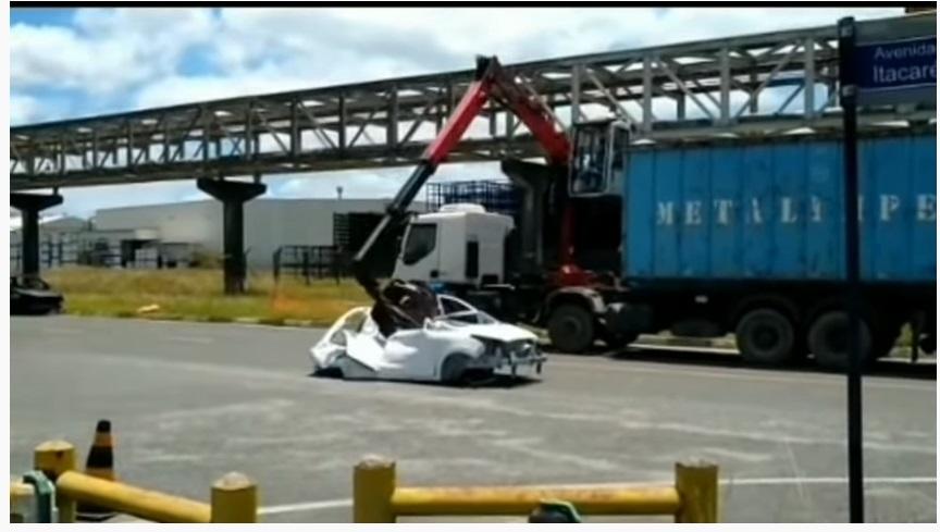 Ford sai do Brasil e destrói 900 unidades de KA e Ecosport; veja vídeo - Imagem 1