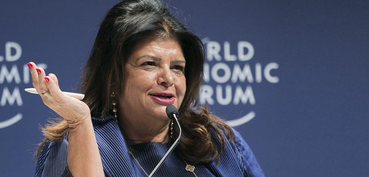 Foto: World Economic Forum/Benedikt von Loebell