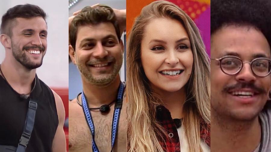 BBB 21: Arthur, Caio, Carla e João estão no paredão falso - Imagem 1