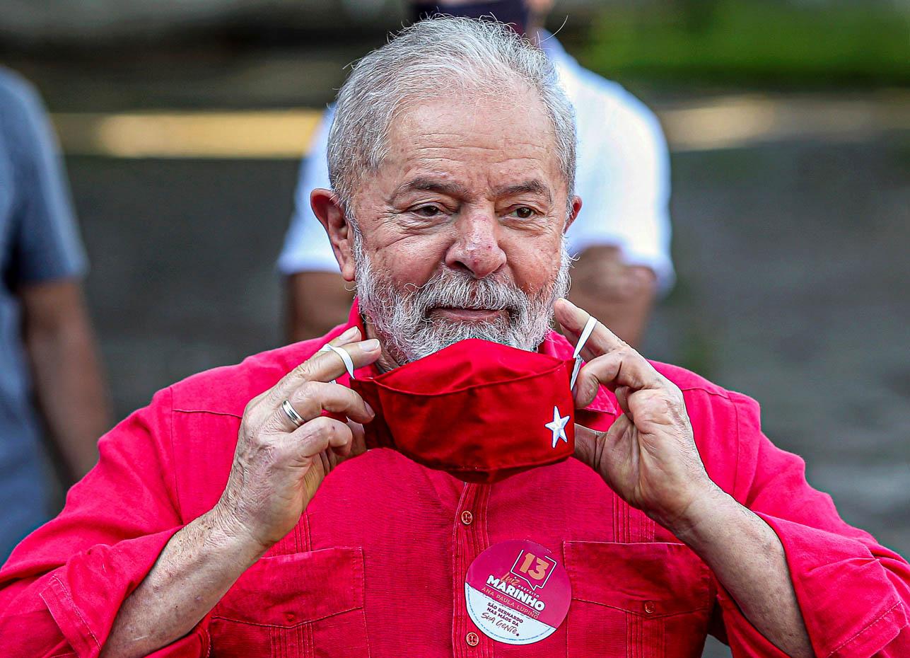 Ex-presidente Lula - (Foto: Amanda Perobelli/Reuters)