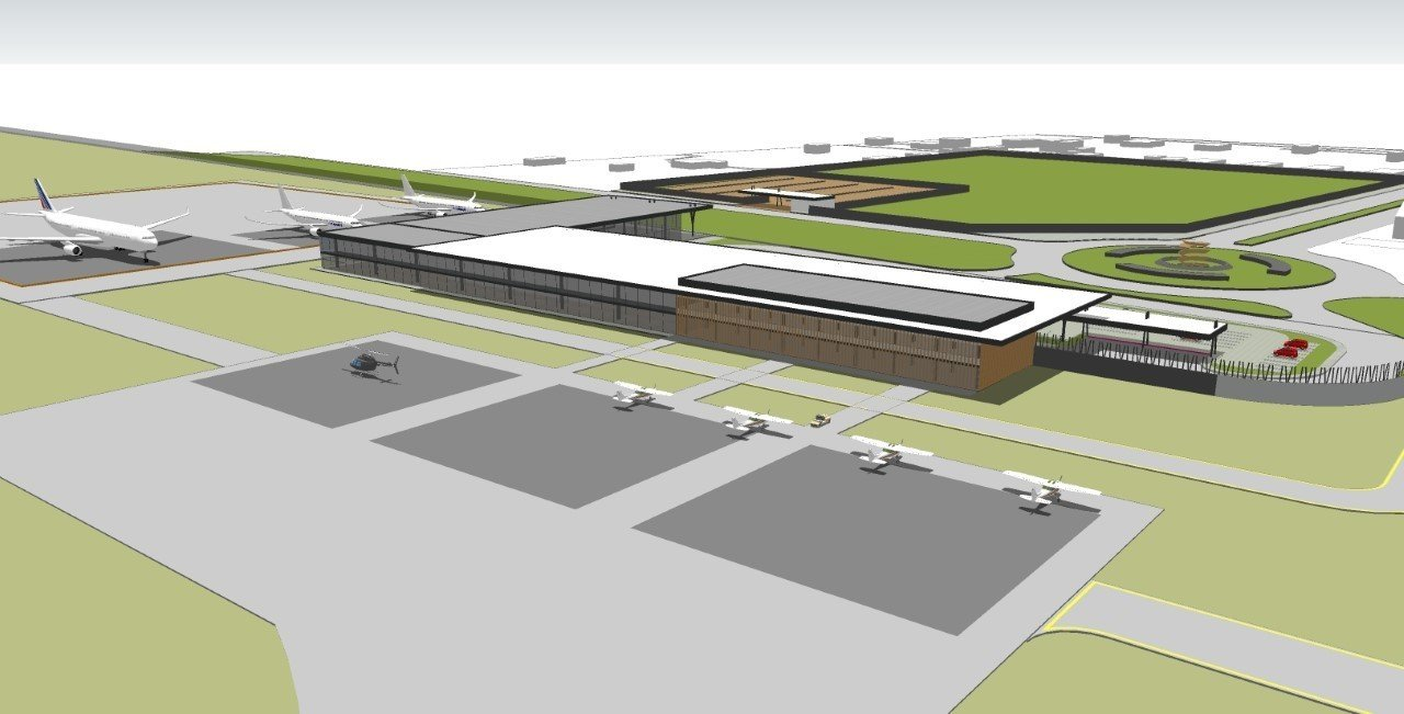 PPP: Aeroporto de Parnaíba será referência no Nordeste - Imagem 1