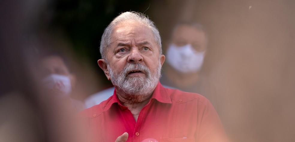 Lula no ABC Paulista
