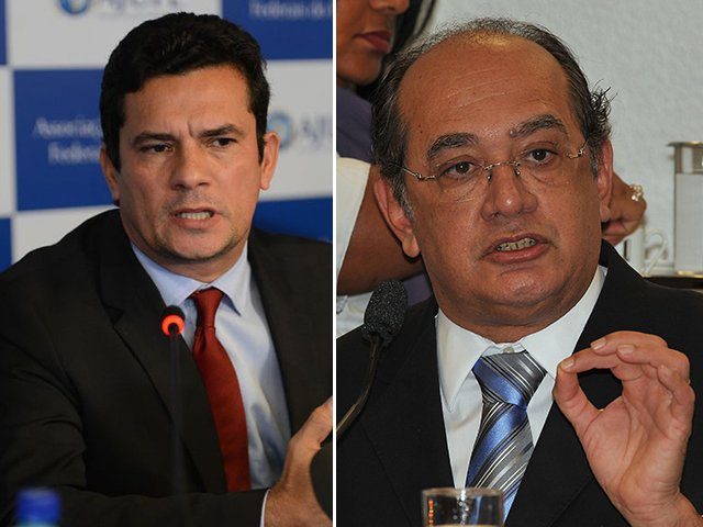 Gilmar Mendes diz que ex-juiz Sergio Moro foi parcial ao condenar Lula